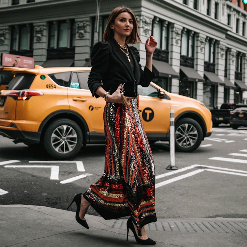 My 11 Favorite Street Style Looks From New York Fashion Week